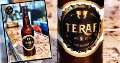 """Note fruttate, colore oro carico, liscia e pulita: arriva Teraf, la prima birra """"made in Pompei"""""""