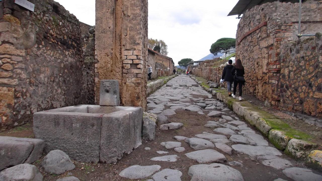 Riapre via del Vesuvio: ecco le nuove meraviglie da visitare a Pompei -  Made in Pompei