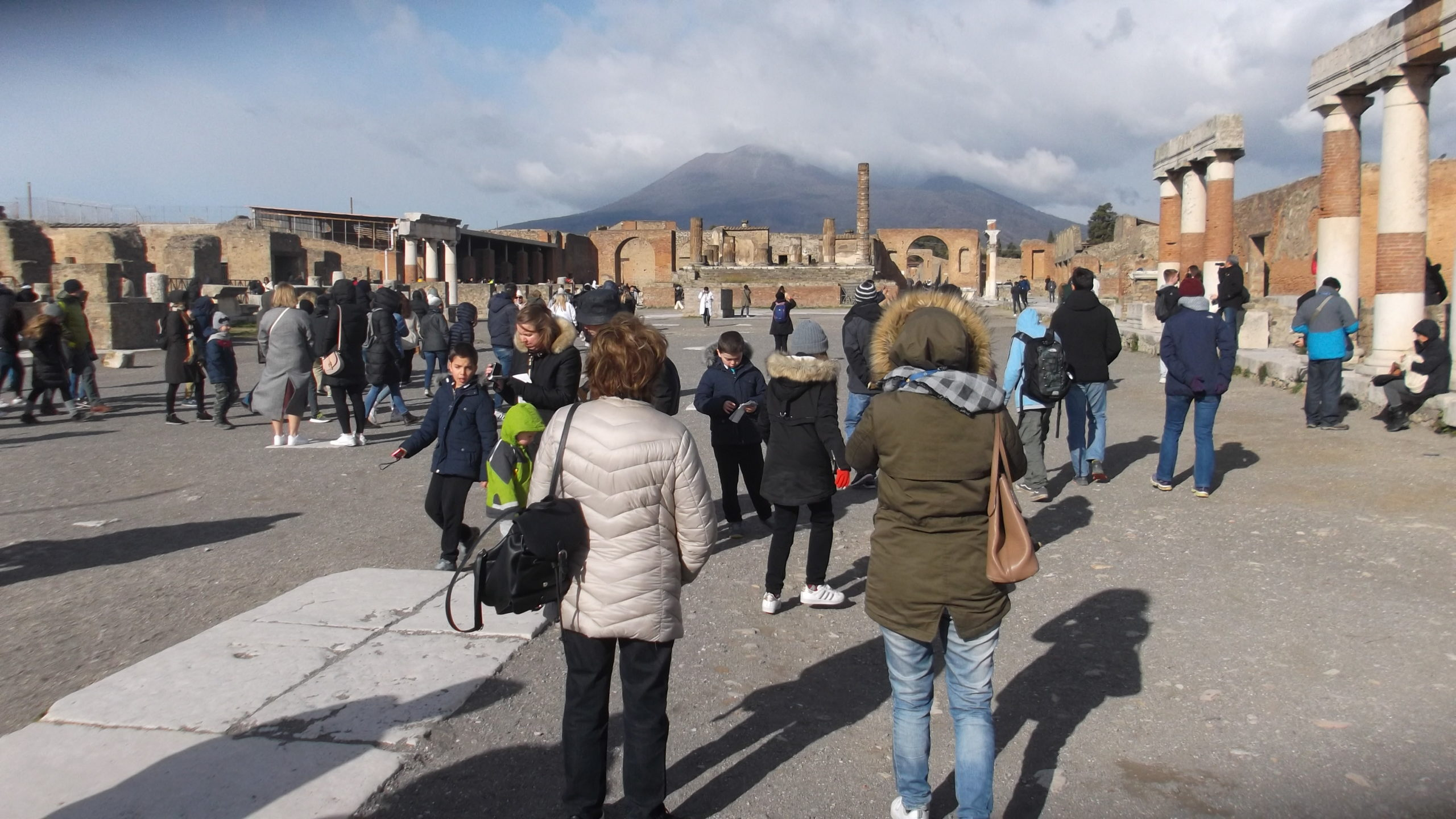Turismo, nel 2018 entra in vigore a Pompei la tassa di ...